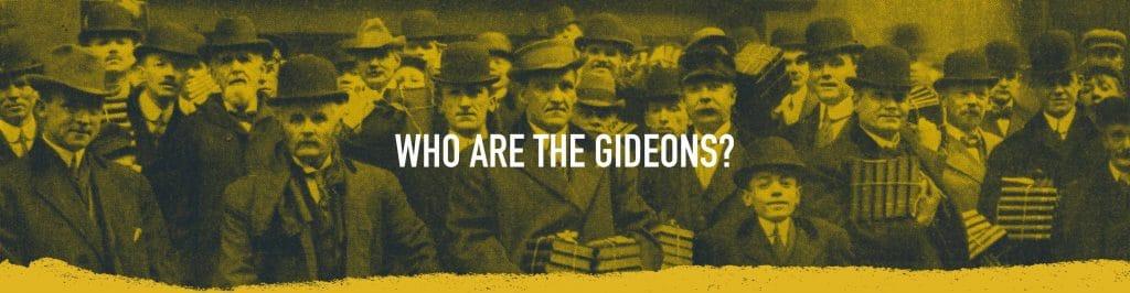 the gideons