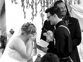 wedding-laughter